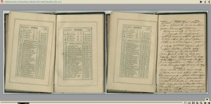 Click image to view Volume 2 of the Emilie Davis Diary in a page-turning viewer.